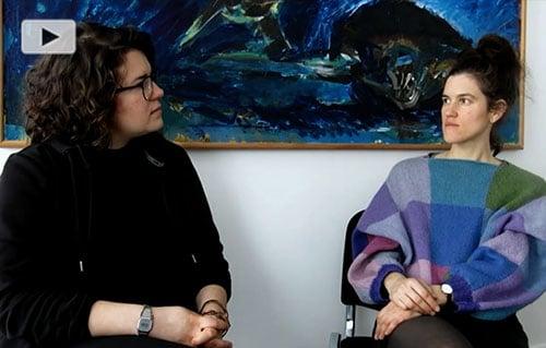 Turning Tables - Galit Peleg & Marija Bukauskaite